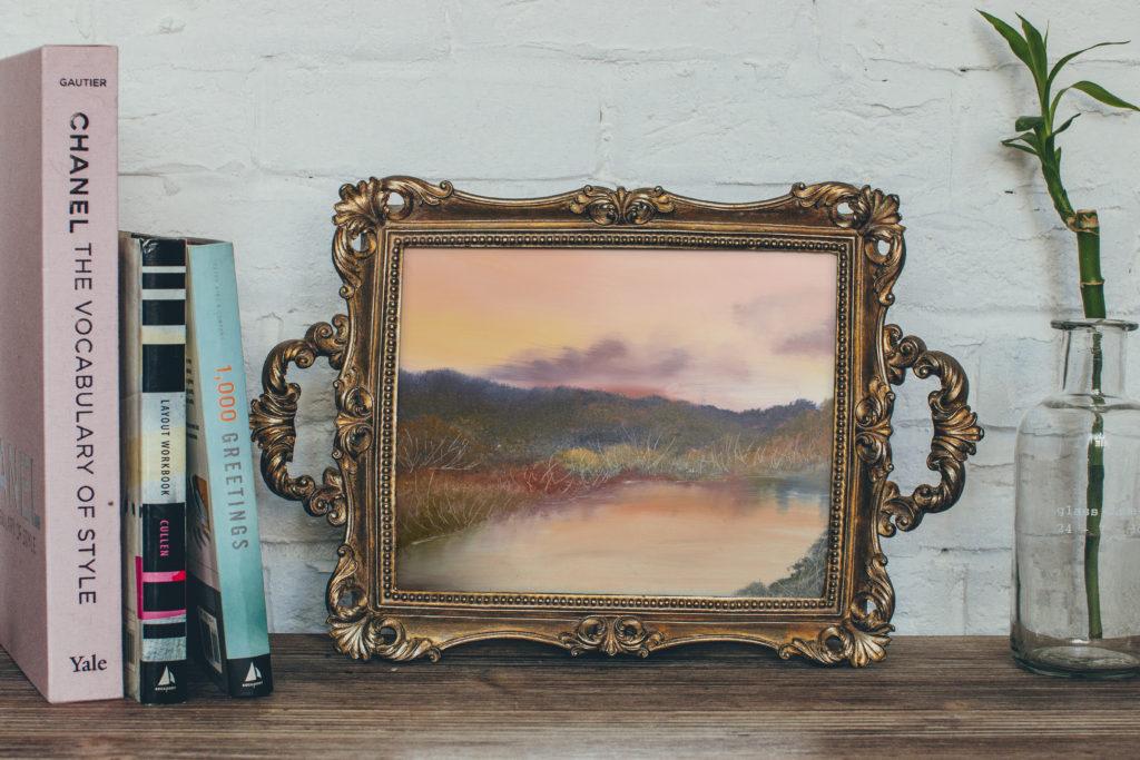 cassondra eastham painting nature
